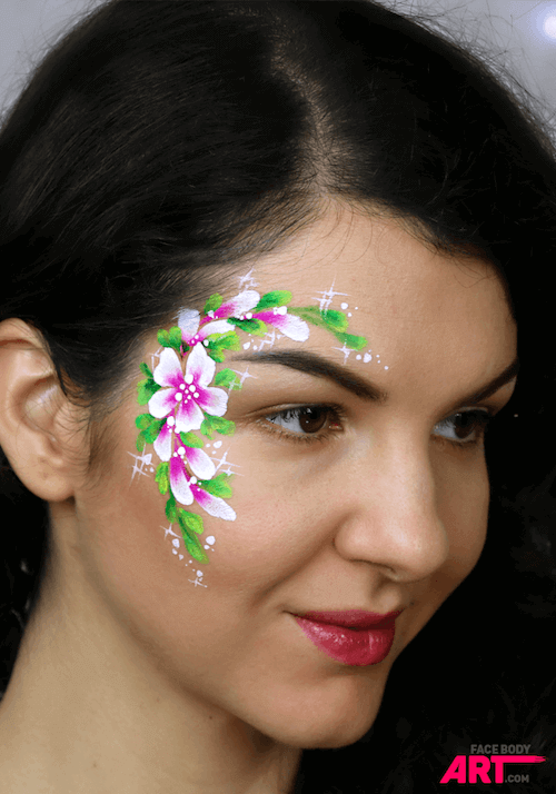 top 10 mustlearn face painting designs and 1 more