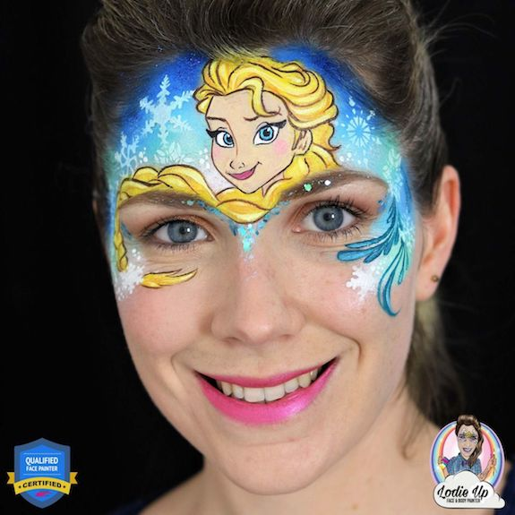 """""""Frozen"""" Elsa Step-by-Step by Elodie Ternois"""