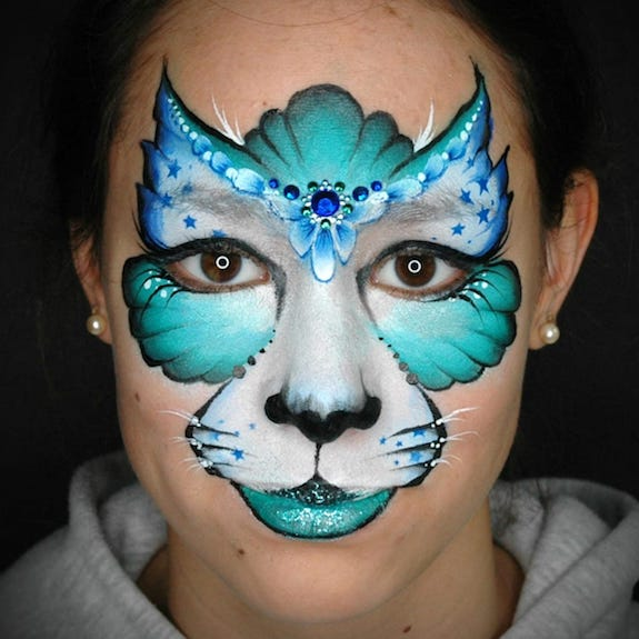 Creative Kitty Cat ➢ Step-by-Step by Annabel Hoogeveen
