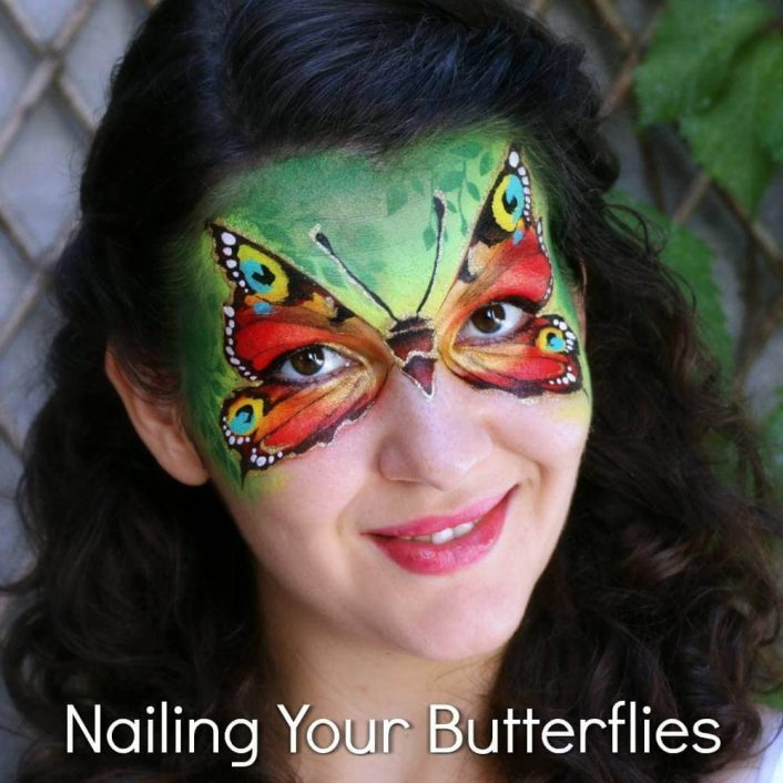Three Secrets to Mastering Your Butterflies 🦋