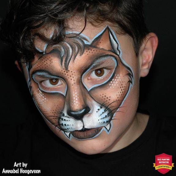 Because boys love cats too! Step-by-Step by Annabel Hoogeveen